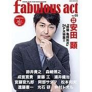 fabulous act(ファビュラス・アクト) Vol. 05 (シンコー・ミュージックMOOK) [ムックその他]