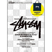 STUSSY 2016 SPRING COLLECTION [ムックその他]