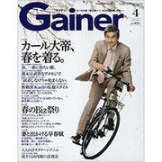 Gainer (ゲイナー) 2016年 04月号 [雑誌]