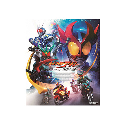 仮面ライダーアギト Blu-ray BOX 3 FINAL [Blu-ray Disc]