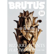 BRUTUS (ブルータス) 2016年 4/15号 [雑誌]