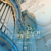 J.S.バッハ 6つのトリオ・ソナタ集 ~スイス・ポラントリュイのアーレント・オルガン Ⅳ~