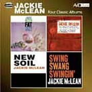 ジャッキー・マクリーン|フォー・クラシック・アルバムズ
