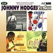 ジョニー・ホッジス|フォー・クラシック・アルバムズ