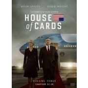 ハウス・オブ・カード 野望の階段 SEASON 3 DVD Complete Package