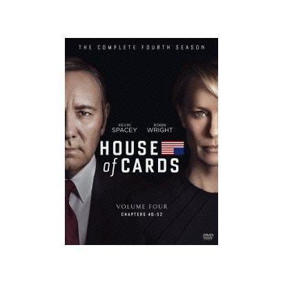 ハウス・オブ・カード 野望の階段 SEASON 4 DVD Complete Package [DVD]