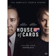 ハウス・オブ・カード 野望の階段 SEASON 4 DVD Complete Package