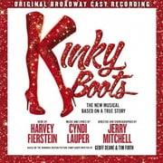 『キンキーブーツ』 オリジナル・ブロードウェイ・キャスト盤