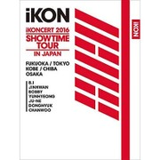 iKONCERT 2016 SHOWTIME TOUR IN JAPAN