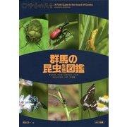群馬の昆虫生態図鑑 [単行本]
