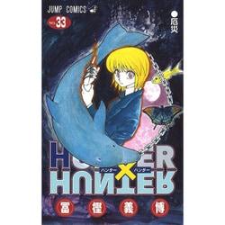 HUNTER×HUNTER 33(ジャンプコミックス) [コミック]
