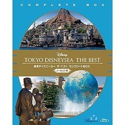 東京ディズニーシー ザ・ベスト コンプリートBOX <ノーカット版> [Blu-ray Disc]