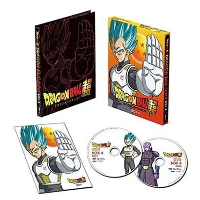 ドラゴンボール超 DVD BOX4 [DVD]