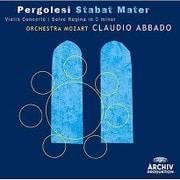 ペルゴレージ:スターバト・マーテル サルヴェ・レジーナ/ヴァイオリン協奏曲