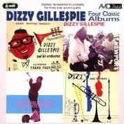 ディジー・ガレスピー|フォー・クラシック・アルバムズ