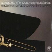 ヒンデミット:金管とピアノのためのソナタ集