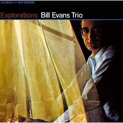 ビル・エヴァンス/エクスプロレイションズ +2