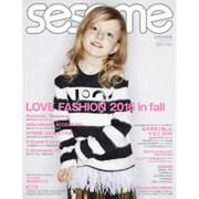 sesame (セサミ) 2016年 09月号 [雑誌]
