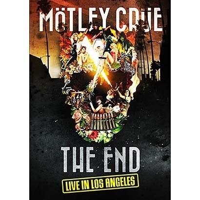 モトリー・クルー/「THE END」ラスト・ライヴ・イン・ロサンゼルス 2015年12月31日 [DVD]