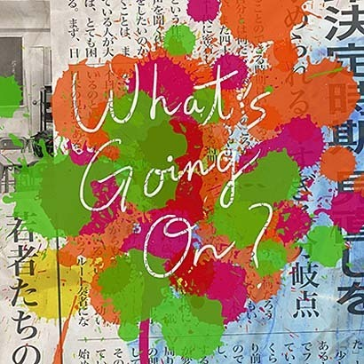 Official髭男dism/What's Going On?