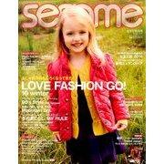 sesame (セサミ) 2016年 11月号 [雑誌]