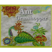 The Ant and the Grasshopper [絵本]
