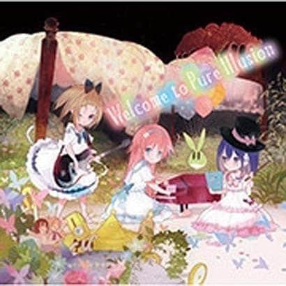 TO-MAS/TVアニメ『フリップフラッパーズ』オリジナルサウンドトラック Welcome to Pure Illusion