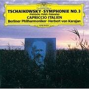 チャイコフスキー:交響曲第3番≪ポーランド≫ イタリア奇想曲