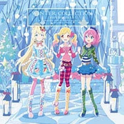 AIKATSU☆STARS!/TVアニメ/データカードダス『アイカツスターズ!』挿入歌シングル4 フユコレ