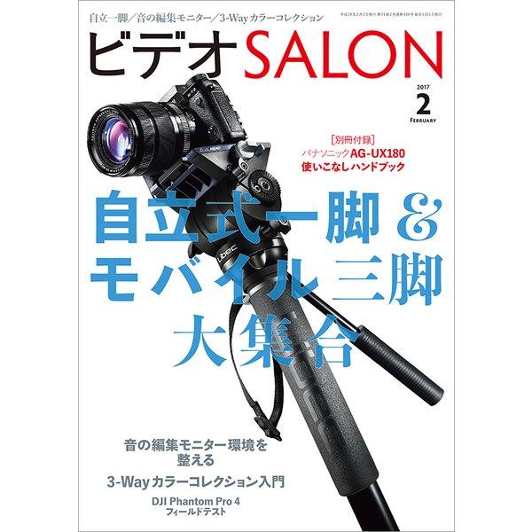ビデオ SALON (サロン) 2017年 02月号 [雑誌]