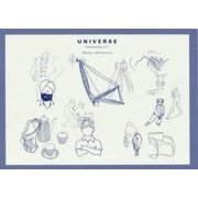 UNIVERSE foundrawing〈vol.1〉 [単行本]