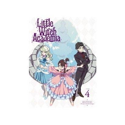 リトルウィッチアカデミア Vol.4 [Blu-ray Disc]