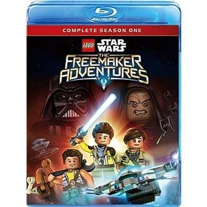 LEGO スター・ウォーズ/フリーメーカーの冒険 シーズン1 コンプリート・セット [Blu-ray Disc]
