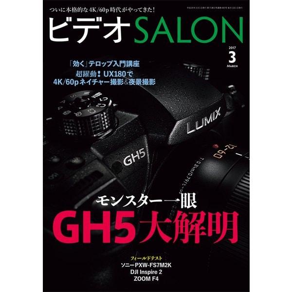 ビデオ SALON (サロン) 2017年 03月号 [雑誌]