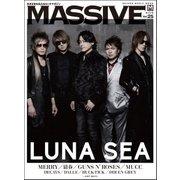 MASSIVE (マッシヴ) Vol.25 (シンコー・ミュージックMOOK) [ムックその他]