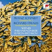 フランツ・シュミット:交響曲第2番 R.シュトラウス:歌劇「インテルメッツォ」より 炉端のまどろみ