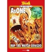 AsONE RAP TAG MATCH 20161230