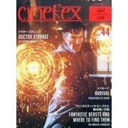 CINEFEX No.44 日本版 [ムックその他]