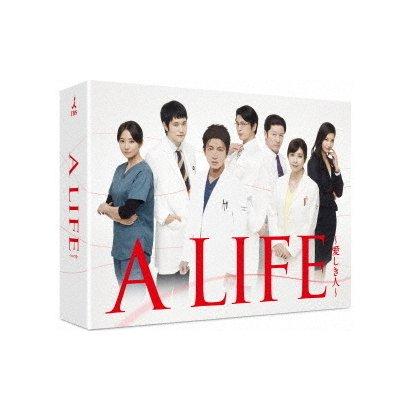 A LIFE~愛しき人~ Blu-ray BOX [Blu-ray Disc]