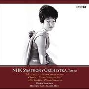チャイコフスキー:ピアノ協奏曲第1番 ショパン:ピアノ協奏曲第1番 矢代秋雄:ピアノ協奏曲