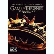 ゲーム・オブ・スローンズ 第二章:王国の激突 DVDセット
