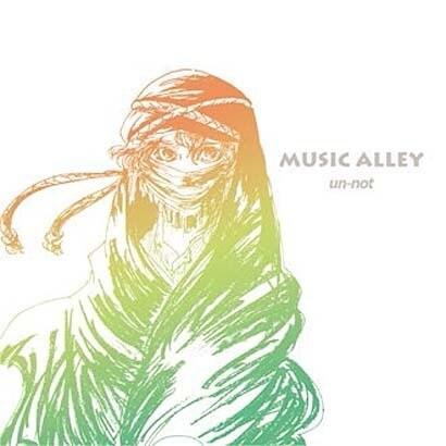 un-not/MUSIC ALLEY