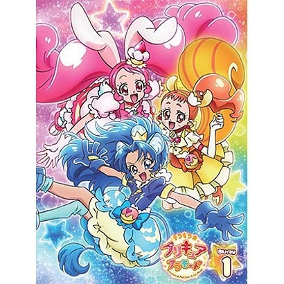 キラキラ☆プリキュアアラモード vol.1 [Blu-ray Disc]