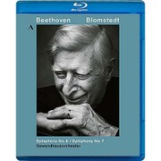 ベートーヴェン : 交響曲 第6番 「田園」 & 交響曲 第7番 [Blu-ray Disc]