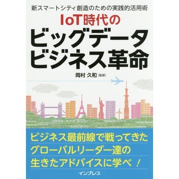 IoT時代のビッグデータビジネス革命 [単行本]