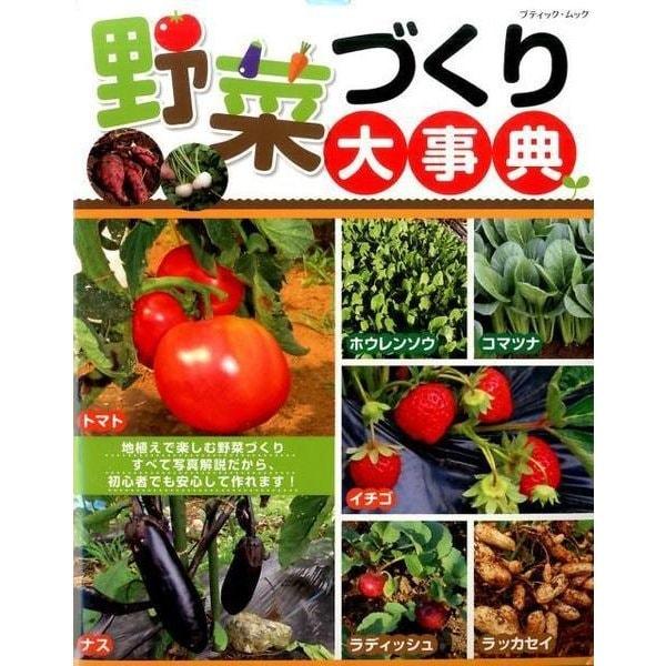 野菜づくり大事典 [ムックその他]
