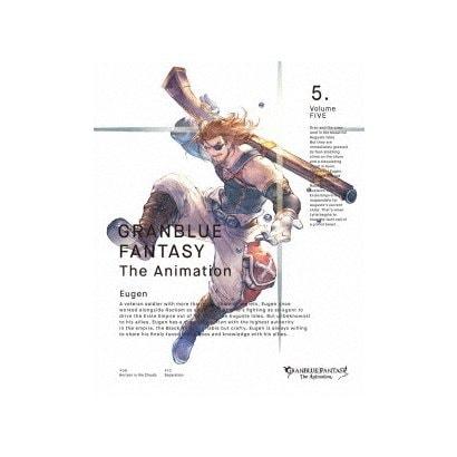 GRANBLUE FANTASY The Animation 5 [DVD]