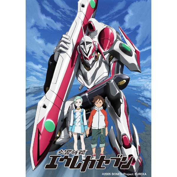 TVシリーズ 交響詩篇エウレカセブン Blu-ray BOX2 [Blu-ray Disc]