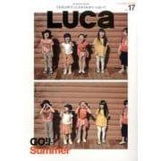 LUCa Vol.17 (メディアパルムック) [ムック・その他]
