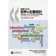 図表でみる世界の主要統計 2015-2016年版-OECDファクトブック 経済、環境、社会に関する統計資料 [単行本]